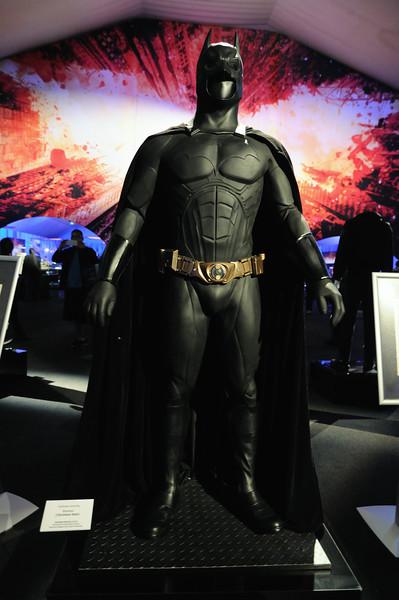 Batman (Christian Bale) costume from Batman Begins