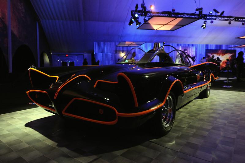 1960's Batmobile