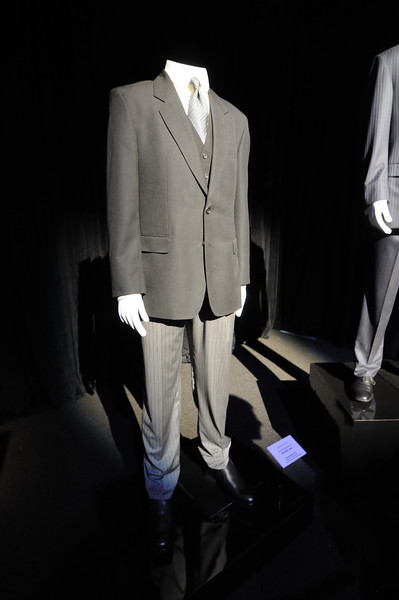 Alfred Pennyworth (Michael Caine) outfit