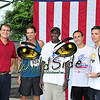 2011TUNNEL_7281JAC JACK FLAG MAYOR JEFF LOST 928 AWARDS
