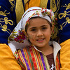 Girl at Turkish Festival, Monterey Ca.
