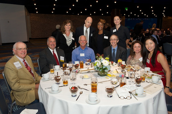 Tenth anniversary luncheon of the Turknett Leadership Character Awards, held at the Georgia Aquarium.