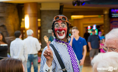 "Turning Stone Casino 5-20-17 ""Carnival Weekend"""