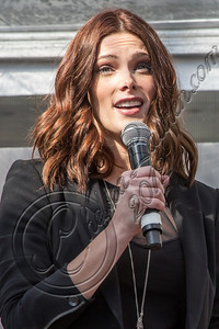 LOS ANGELES, CA - NOVEMBER 10:  Actress Ashley Greene attends the Twilight fan camp concert at L.A. LIVE on November 10, 2012 in Los Angeles, California.  (Photo by Chelsea Lauren/WireImage)