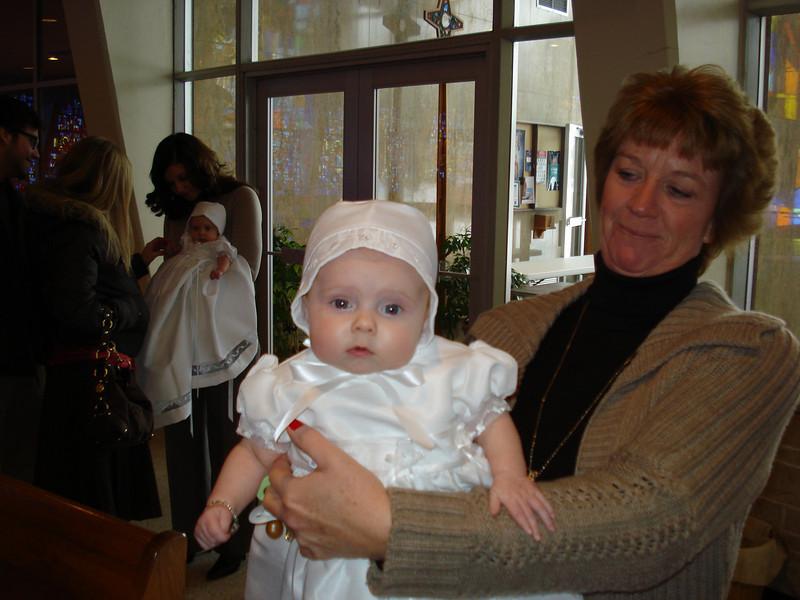 Aunt Julie and Jocelyn