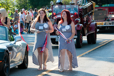 Twins Days Festival Parade (2011)