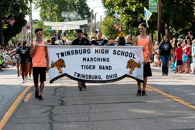 Twins Days Festival Parade (2016)