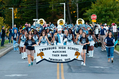 Twinsburg High School Homecoming Parade (2015)