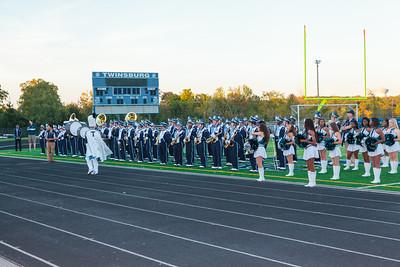 Twinsburg High School Homecoming Parade (2015)