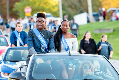 Twinsburg High School Homecoming Parade (2017)