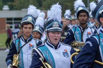 Twinsburg High School Homecoming Parade (2018)