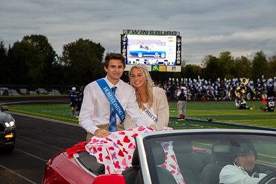 Twinsburg High School Homecoming Parade (2018)