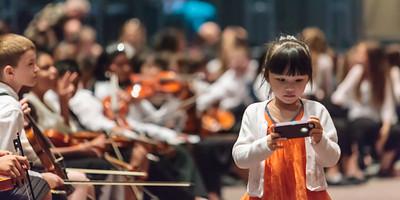 Orchestra Concert - Dodge Spring Concert (2014)