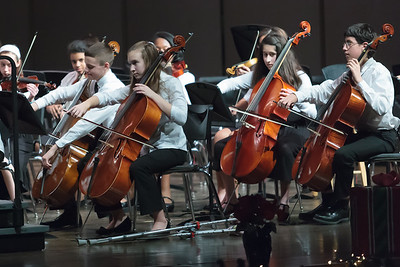 Orchestra Concert - Dodge and Chamberlin Fall Concert (2013)