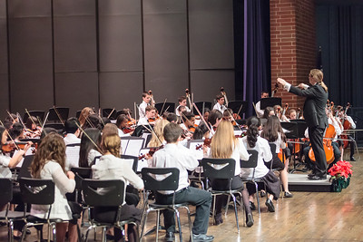 Orchestra Concert - Dodge and Chamberlin Fall Concert (2014)