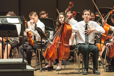 Orchestra Concert - Winter Benefit (2015)
