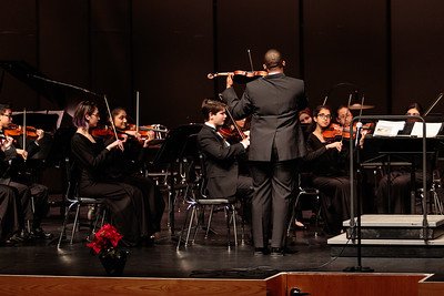 Twinsburg High School Christmas/Holiday Orchestra Concert 2017