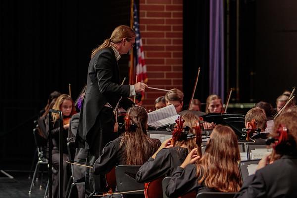 Twinsburg High School Fall Festival Orchestra Concert