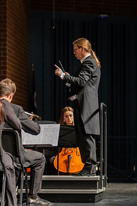 Twinsburg High School Orchestra -- Holiday Concert 2019