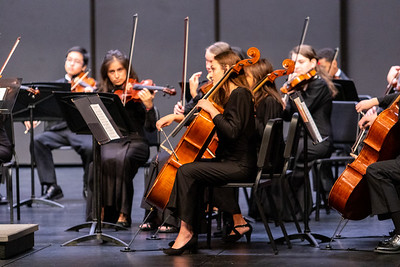 Twinsburg High School Orchestra -- Fall Concert 2019
