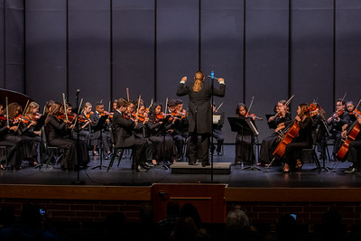 Twinsburg High School Orchestra -- Fall Concert 2019