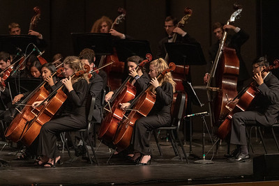 Twinsburg High School Orchestra Performance with Neil Zaza (2018-10-18)