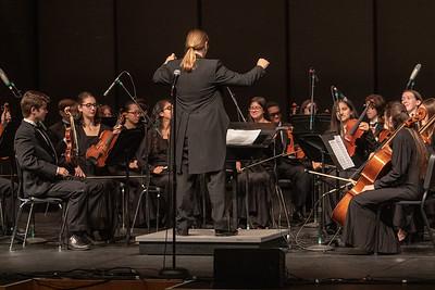 Twinsburg High School Orchestra Performance with Neil Zaza (2018-10-18)