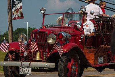 Twinsburg Memorial Day Parade (2012)