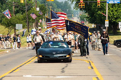 Twinsburg Memorial Day Parade (2012)