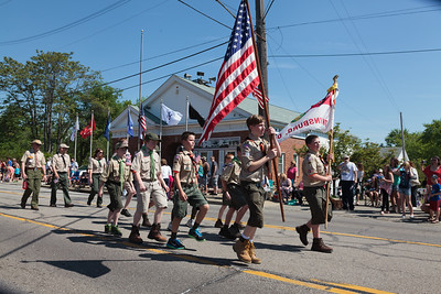 Twinsburg Memorial Day Parade & Ceremony (2014)