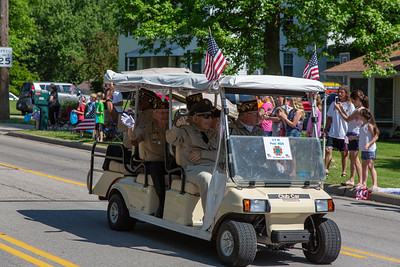 Twinsburg Memorial Day Parade & Ceremony (2018)