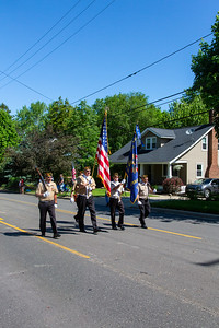 Twinsburg Memorial Day Parade & Ceremony (2019)