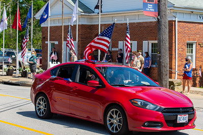 Twinsburg's Drive By Memorial Day Parade (2020)