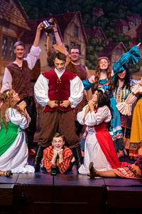 Twinsburg Youth & Community Theatre - Beauty and the Beast (2019)