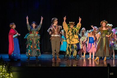 Twinsburg Community Theatre - Disney Frozen Kids (2020)