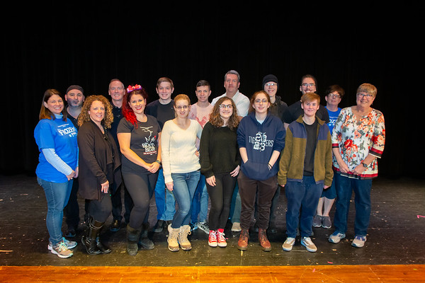 Twinsburg Youth & Community Theatre - Disney Frozen Kids (2020)