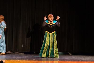 Twinsburg Youth & Community Theatre - Disney Frozen Kids (2020)