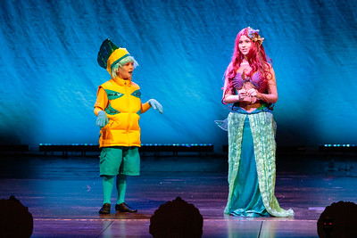Twinsburg Youth & Community Theatre - Disney Little Mermaid (2017)