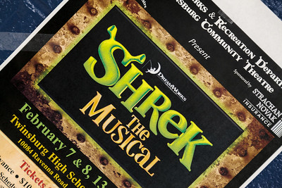 Twinsburg Youth & Community Theatre - Shrek The Musical (2015)