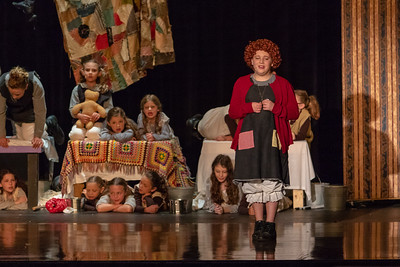 Twinsburg Youth & Community Theatre - Annie Kids (2018)