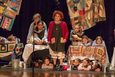 Twinsburg Youth & Community Theatre - Annie Kids (2018)