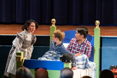 Twinsburg Youth & Community Theatre - PAN! (2019)