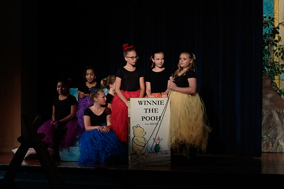 Twinsburg Youth & Community Theatre - Winnie the Pooh (2016)