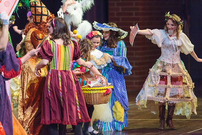 Twinsburg Youth & Community Theatre - Through the Looking Glass (2014)