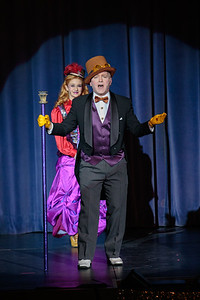 Twinsburg Youth & Community Theatre - Willy Wonka