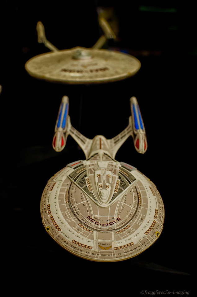 Boldly Going