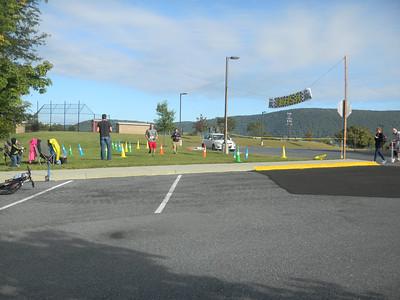 2013 Northern Berks QUAD Games: U Can DU It Duathlon races at Tilden Elementary Center in Hamburg, PA.