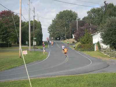 2013 Northern Berks QUAD Games: U Can DU It Duathlon races at Tilden Elementary Center in Hamburg, PA.