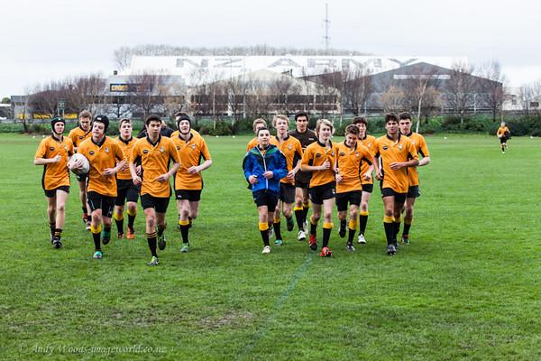 U16 Rugby Dunedin