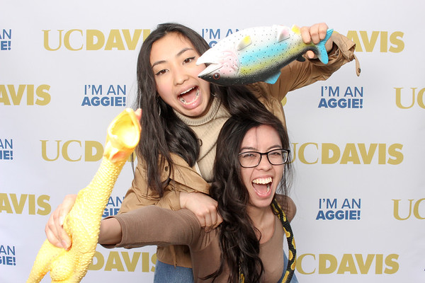 UC Davis Decision Day 2018